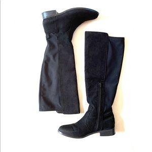 Black Knee High Boots | Size 6 | Target